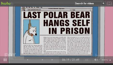simpsons-polar-bear