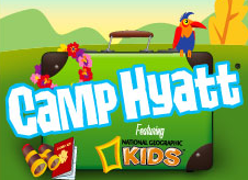 camp hyatt logo