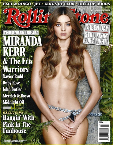 rolling stone green